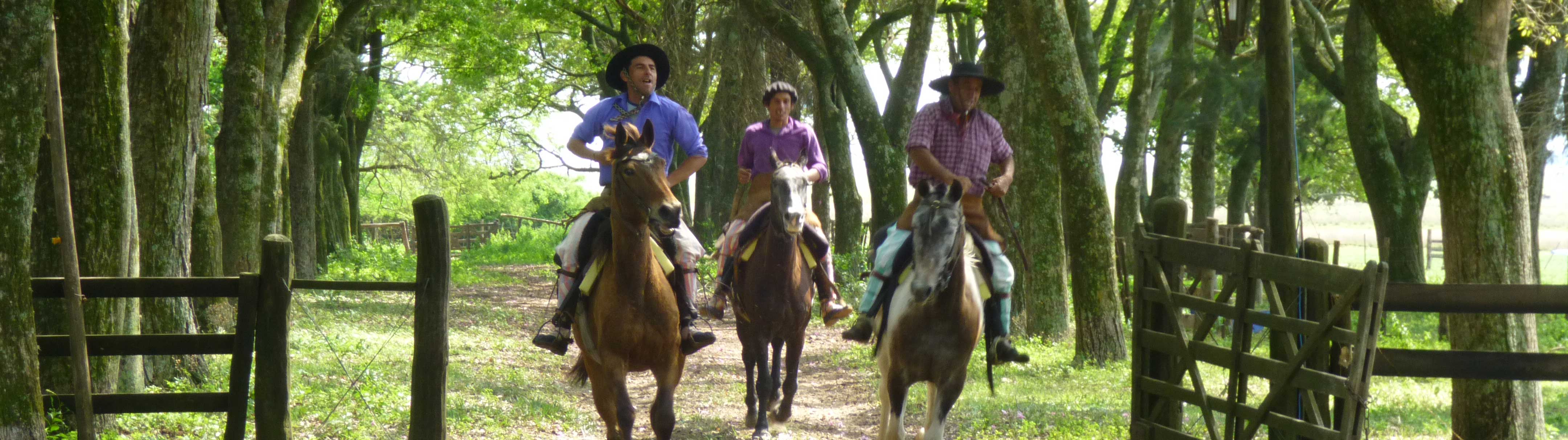 Horse Riding holiday in Argentina, Corrientes, Estancia La Rosita