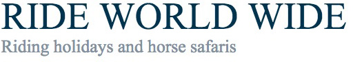 Ride World Wide - Riding Holidays and Horse Safaris